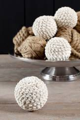 Cotton String Decoration Ball