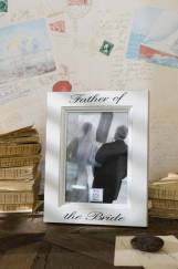 Photoframe Father Of The Bride Single
