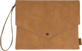 Zusss Clutch Sjiek Cognac
