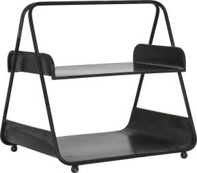 Bomont Collection Etagere 35x28x34 Cm MEDBY Anthracite