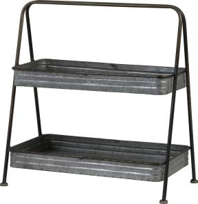 Bomont Collection Etagere Gustaf Zilver