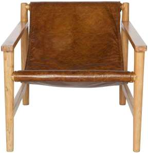 Be Pure Home Fauteuil Sling Naturel