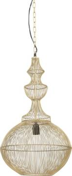 Bomont Collection Hanglamp Ophelia M Goud
