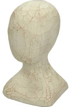 Bomont Collection Ornament Hoofd Ivory Beige