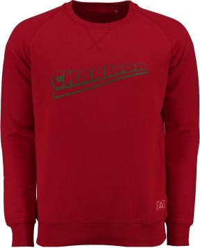 Cheaque Sweater Charmor Rood
