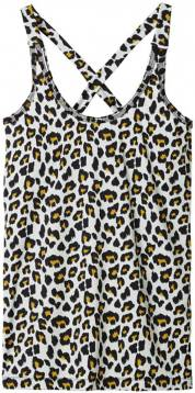 10 Days Top Leopard Beige