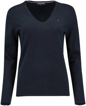 Tommy Hilfiger Trui Ivy Donkerblauw