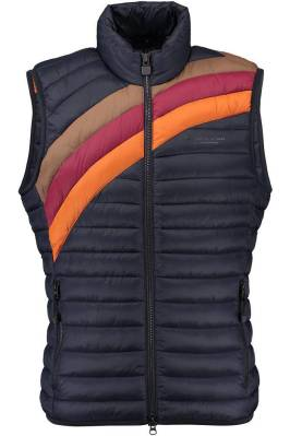 Bodywarmer Outdoor Donkerblauw