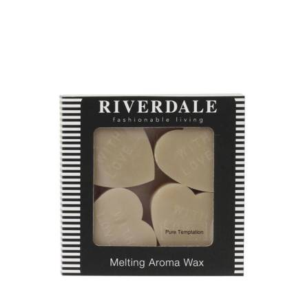 Riverdale Aroma Wax Melts Days Beige