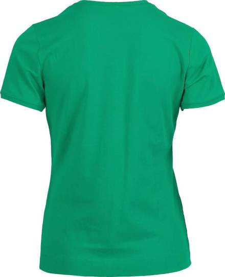 Enjoy Basic t-shirt groen