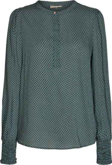Freequent Blouse Adney Groen