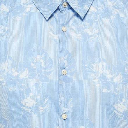 Selected homme Blouse Blauw