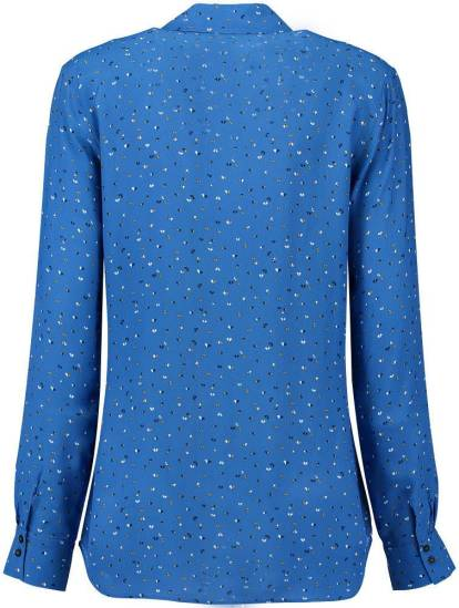 Expresso Blouse blauw