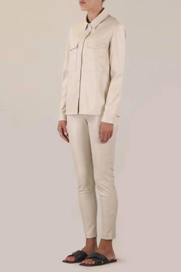 Rino & Pelle Blouse lave 750 off white