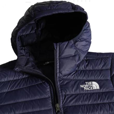The North Face Jas Aconcagua Down Blauw
