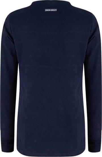 Indian Blue Longsleeve Indian donkerblauw
