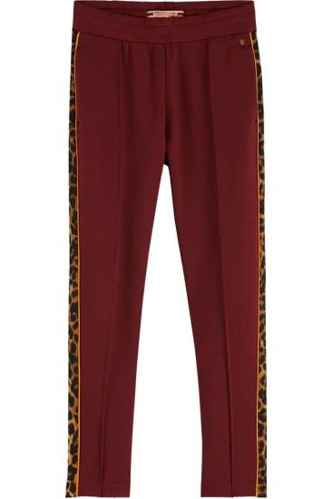 Scotch R'belle Pantalon bordeaux