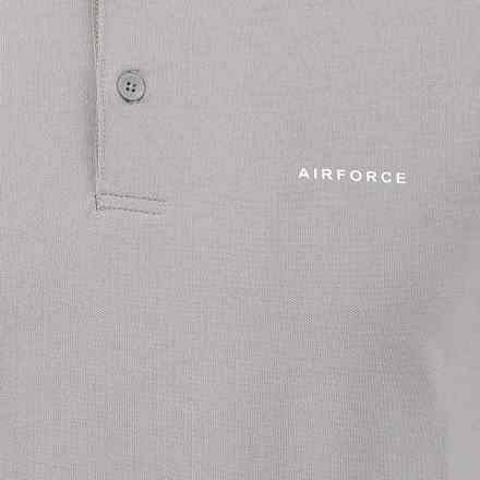 Airforce Polo Grijs