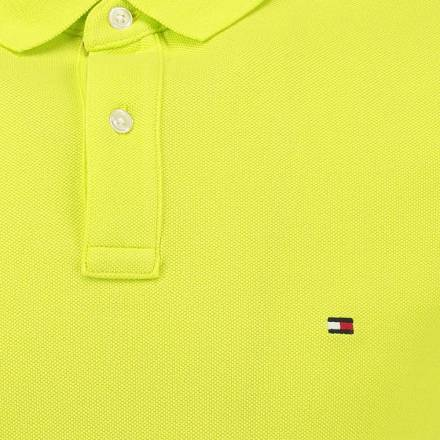 Tommy Hilfiger Polo geel