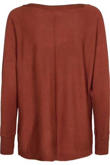 Freequent Pullover Emmy Bruin