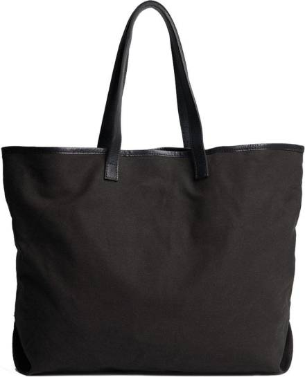 Superdry Shopper Portland zwart