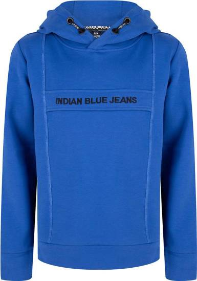 Indian Blue Sweater Indian blauw