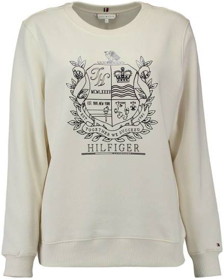 Tommy Hilfiger Sweater Off White