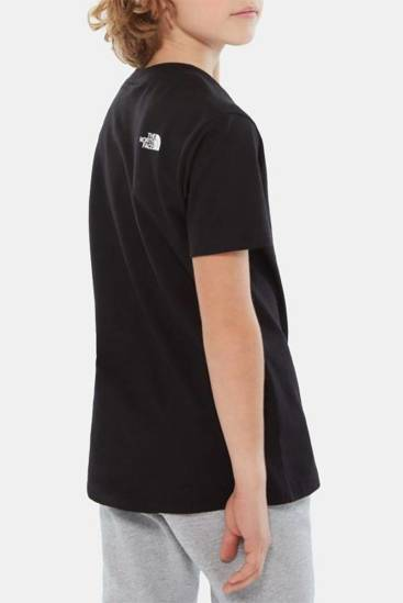 The North Face T-Shirt Easy Zwart