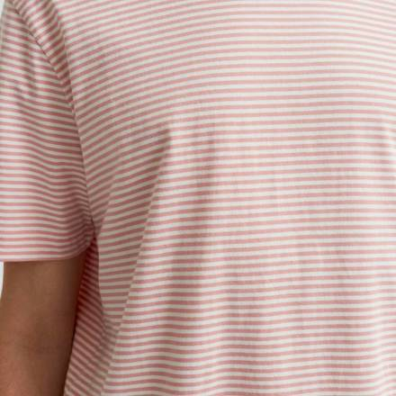 Selected homme T-Shirt Roze