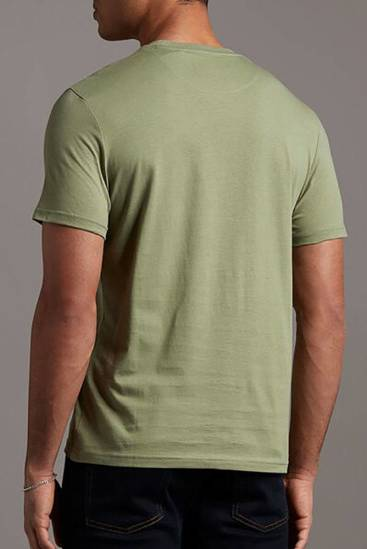 Lyle & Scott T-shirt Groen