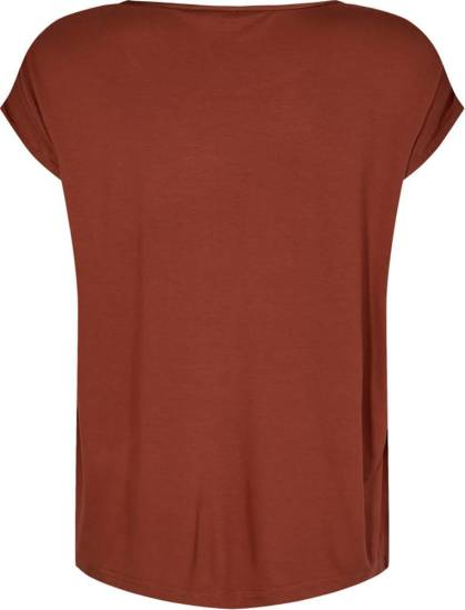 Freequent T-shirt Lotte Bruin