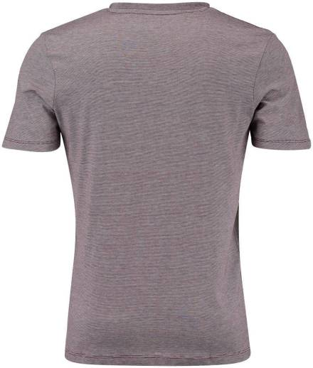 Selected homme T-shirt Perfect Melange paars