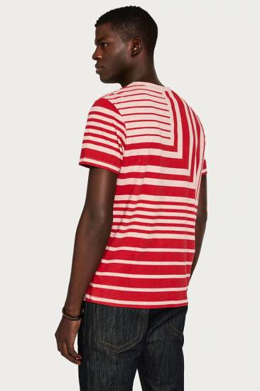 Scotch & Soda T-shirt Rood