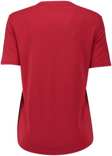 Freequent T-shirt Yrss Rood