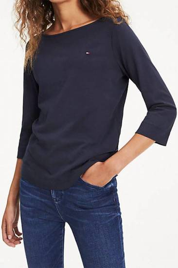 Tommy Hilfiger Top Donkerblauw