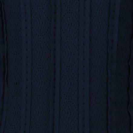 Looxs 10Sixteen Top Lace Donkerblauw