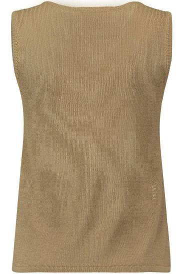 Selected Femme Top Moon taupe