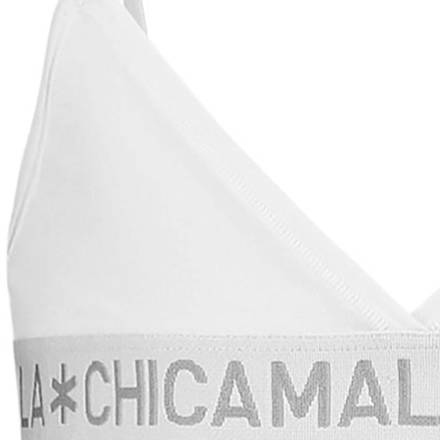 Muchachomalo Top Triangle Wit