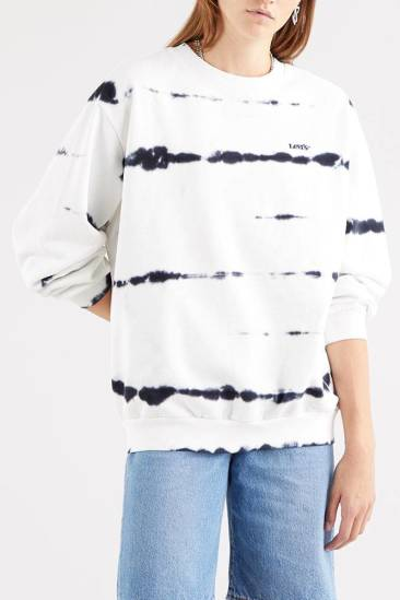 Levi's Trui Melrose Slouchy Wit