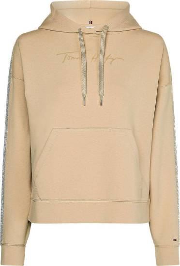 Tommy Hilfiger Trui Relaxed Beige
