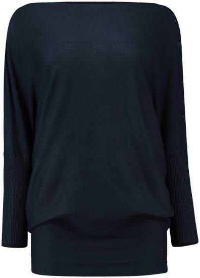 Freequent Trui Sally Button Grijs Pullovers Dames Bomont.nl