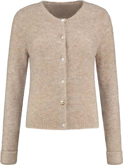 Fifth house Vest Perty Beige