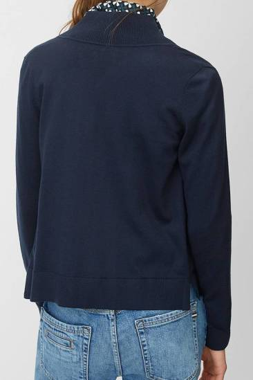 Marc O'Polo Vest donkerblauw