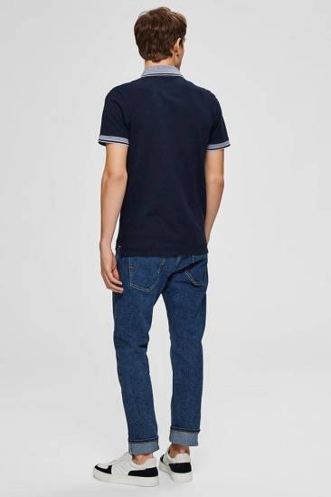 Selected homme slhtwist ss polo w noos